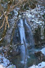 Третий Агурский водопад.